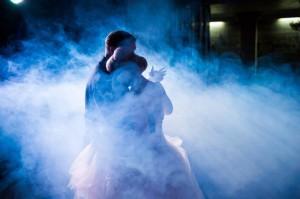 Генератор дыма для свадьбы