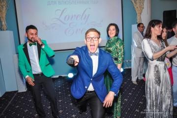 Яркое шоу для свадебного банкета