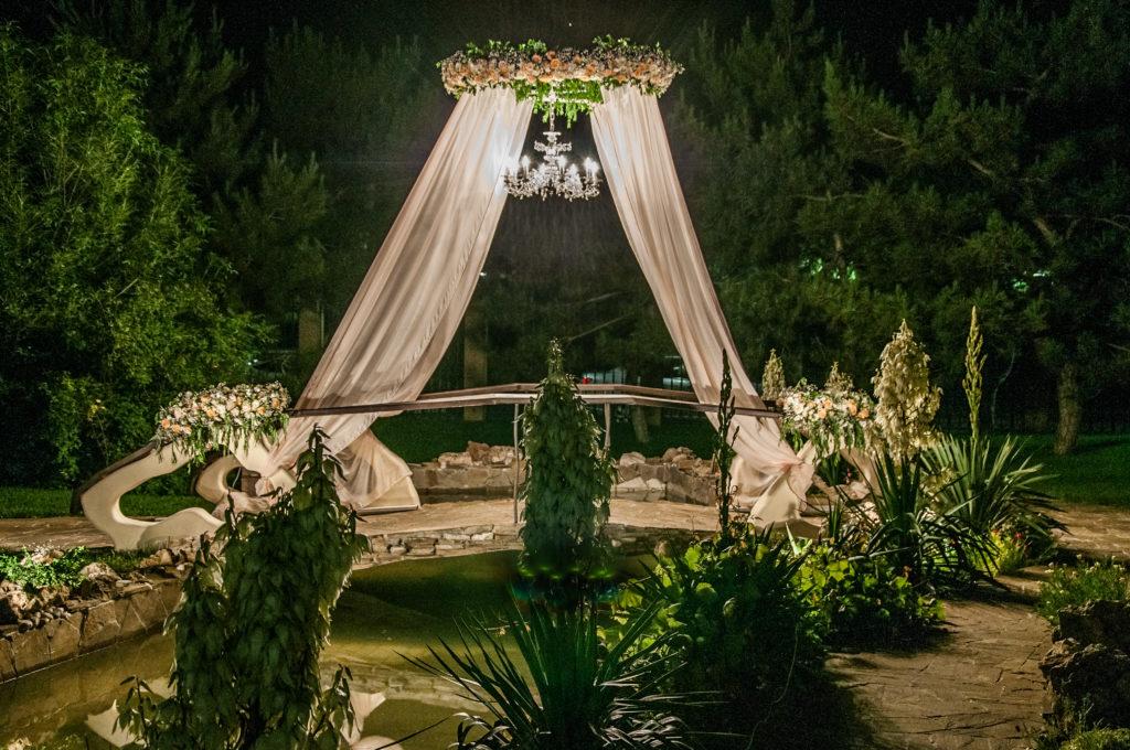 Аренда места для свадьбы в Крыму