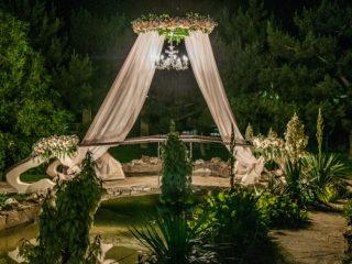 Шатёр для свадьбы