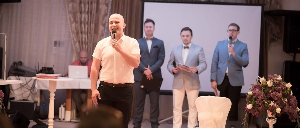 Шоу программа для свадьбы в Крыму