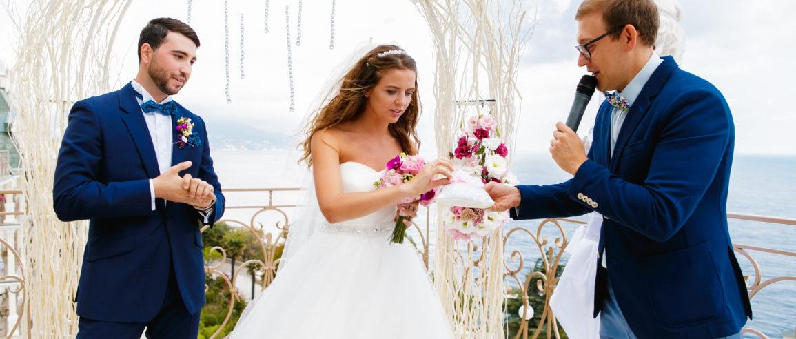 Свадебный банкет в Крыму