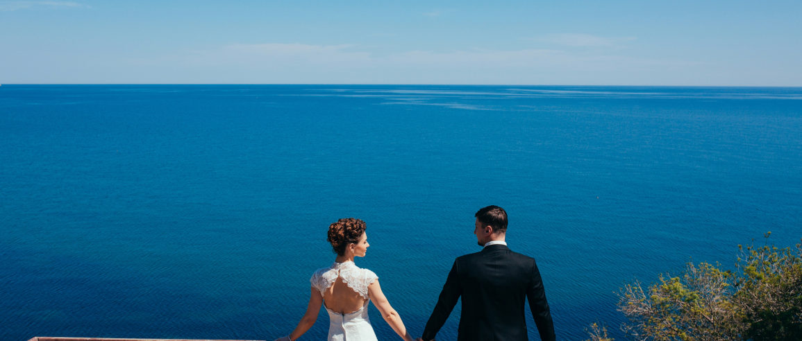 Организация свадьбы у моря