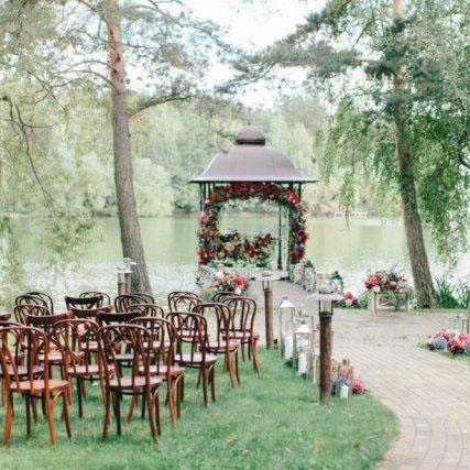 Площадка для проведения свадьбы в Крыму